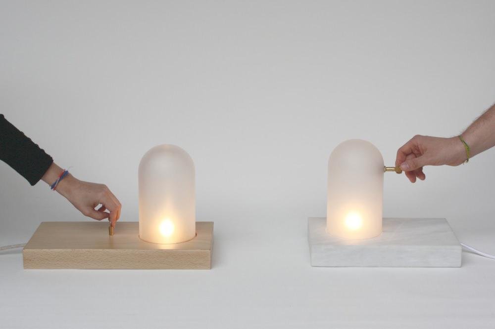 Quinque lamp design Micomoler