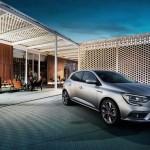 Design Renault MEGANE 4 plus qu'une voiture