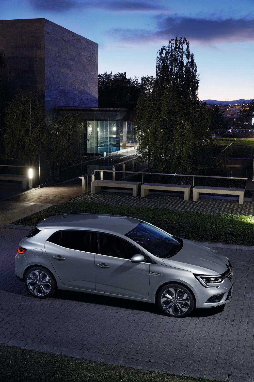 Renault MEGANE 4 plus qu'une voiture