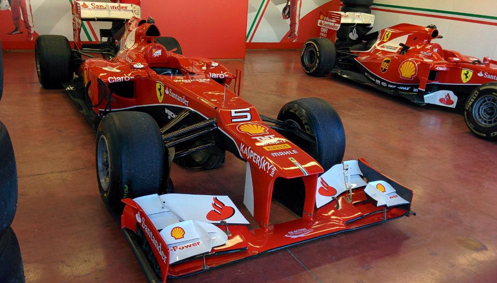 Reportage : Hublot à Ferrari - Circuit Mugello - Finali Mondiali