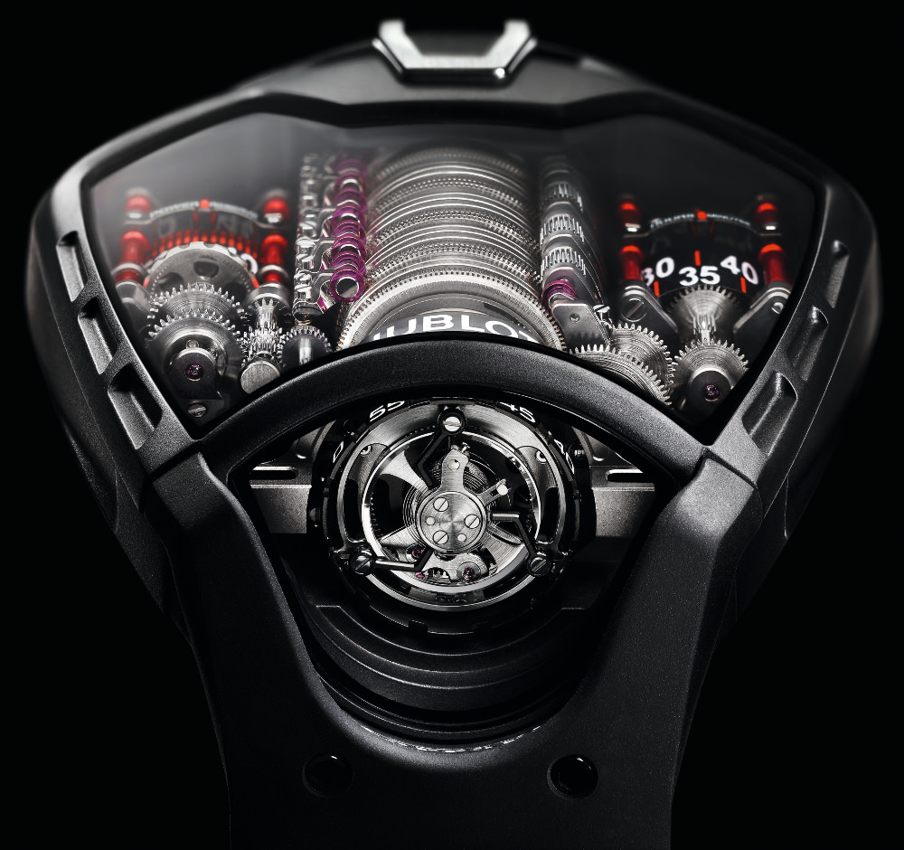 montre hublot ferrari. Black Bedroom Furniture Sets. Home Design Ideas