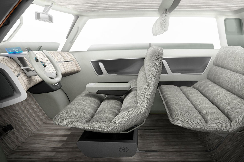 Retour sur le concept car Toyota ME.WE design Jean Marie Massaud
