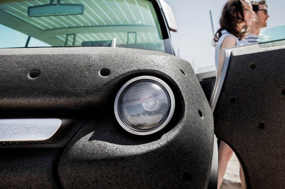 Retour sur le concept car Toyota ME.WE design Jean Marie Massaud
