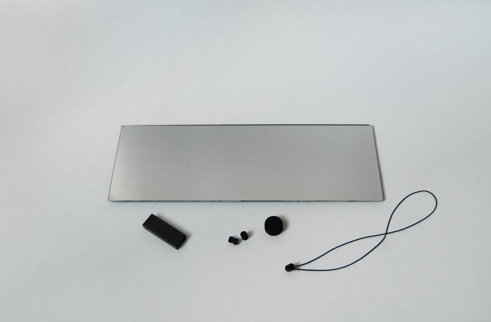 Prototype - BALANCE collection de miroirs par Kutarq