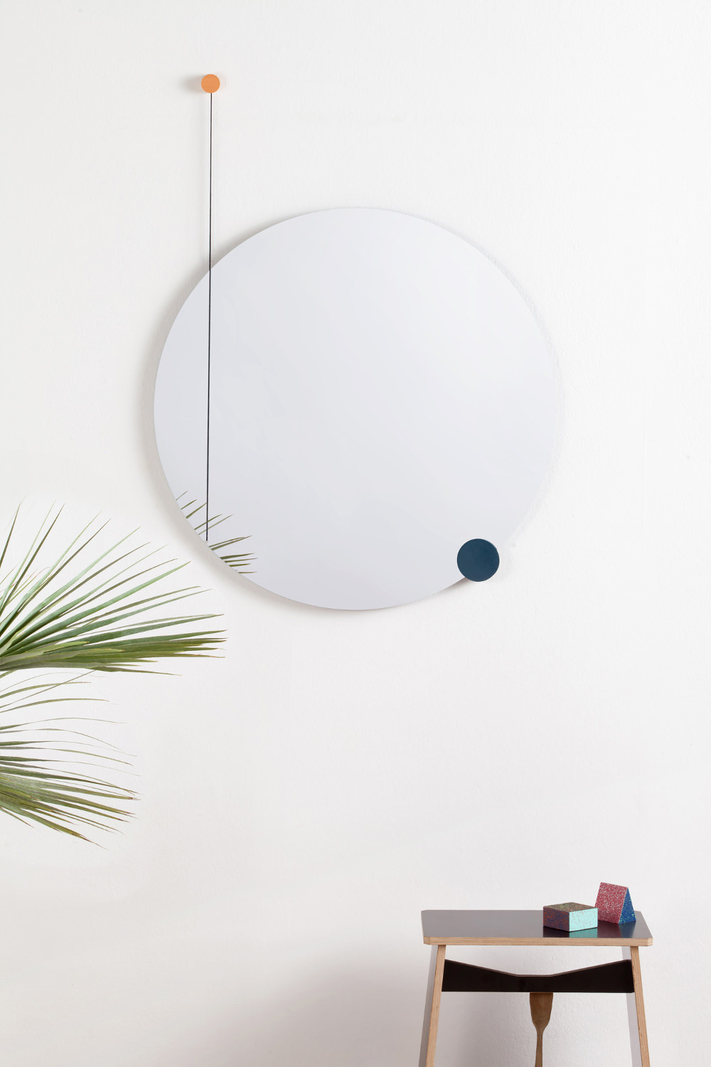 BALANCE collection de miroirs par Kutarq