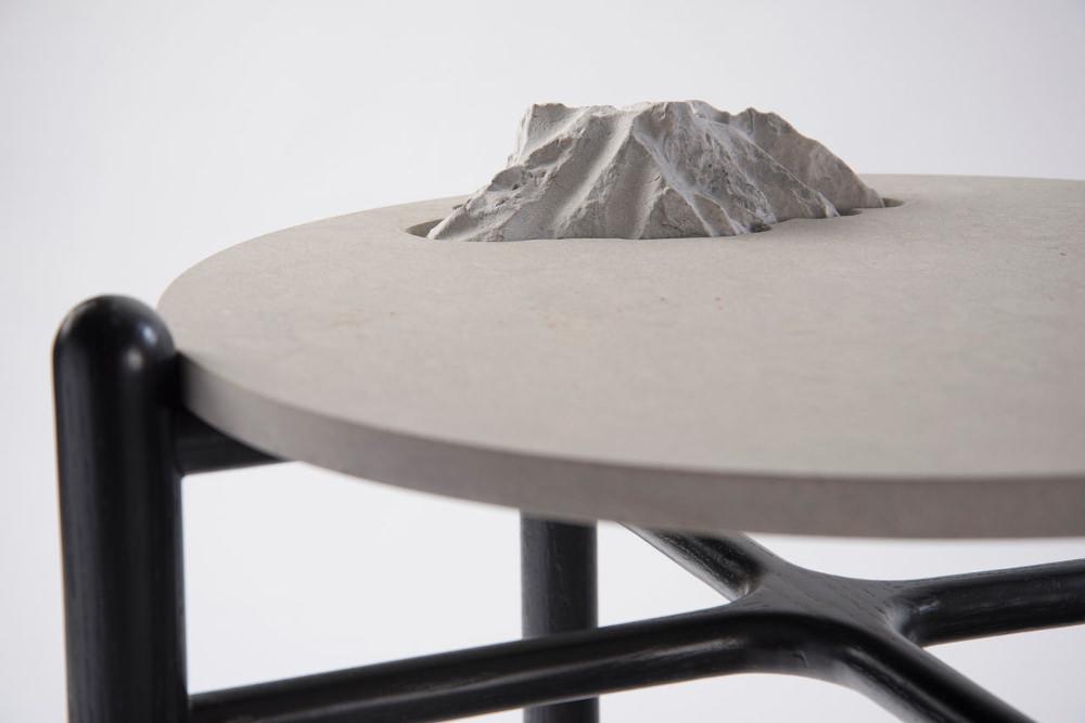 ISLA tables topographiques par Caterina Moretti