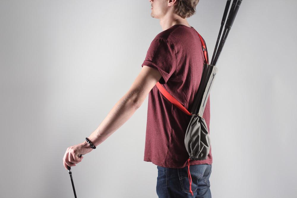 Inesis sac de transport pour golfeur