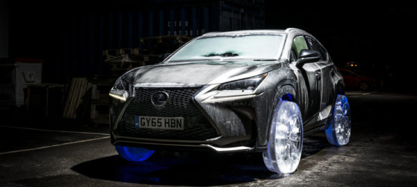 LEXUS on Ice
