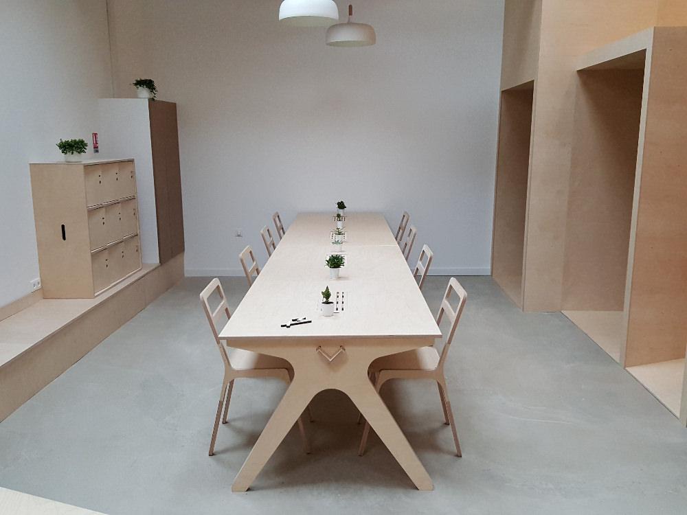 MIX nouvel espace de Coworking Lyon