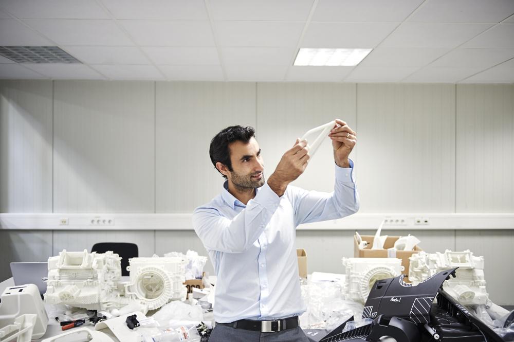 Reportage 3D Printing Innovation Tour par FORD