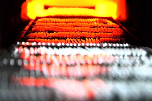 Four traitement thermique - Ménagère LAGUIOLE Jean Dubost par le Studio Easign