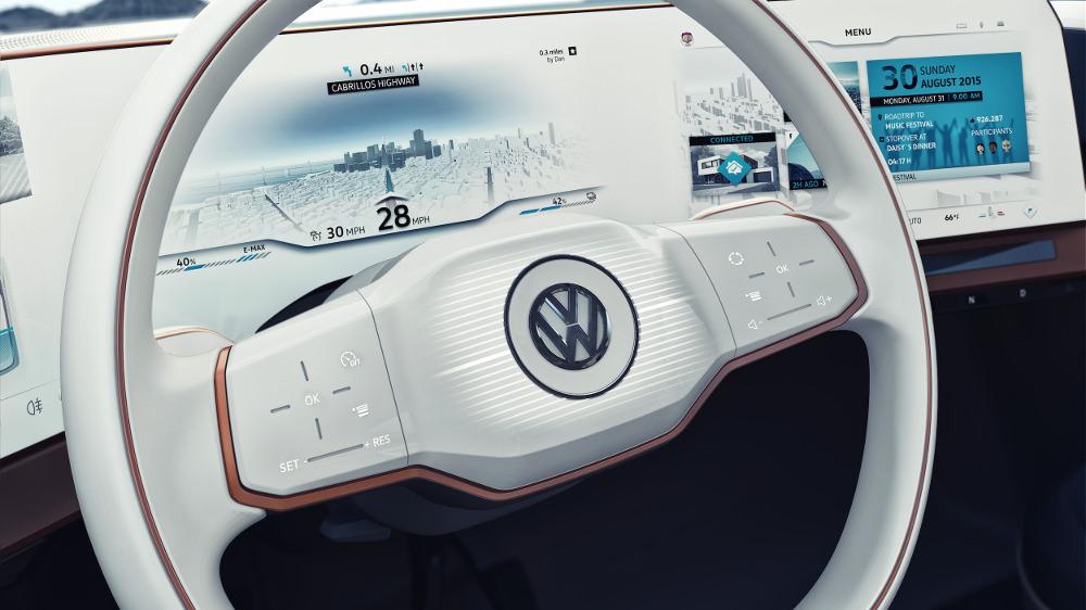 BUDD-e le nouveau combi par Volkswagen