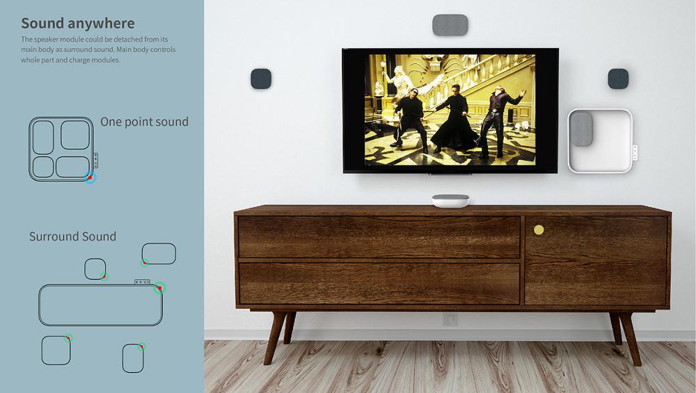 Frame Enceinte Nomade Par Seungchul Han Blog Esprit Design
