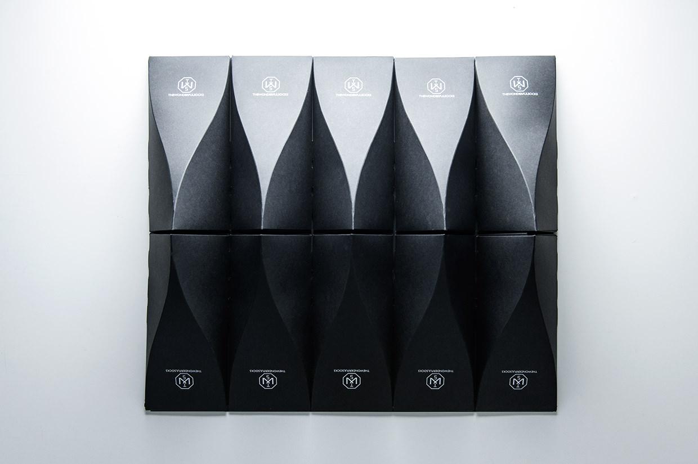 Packaging : Boite à chaussettes par ZUP