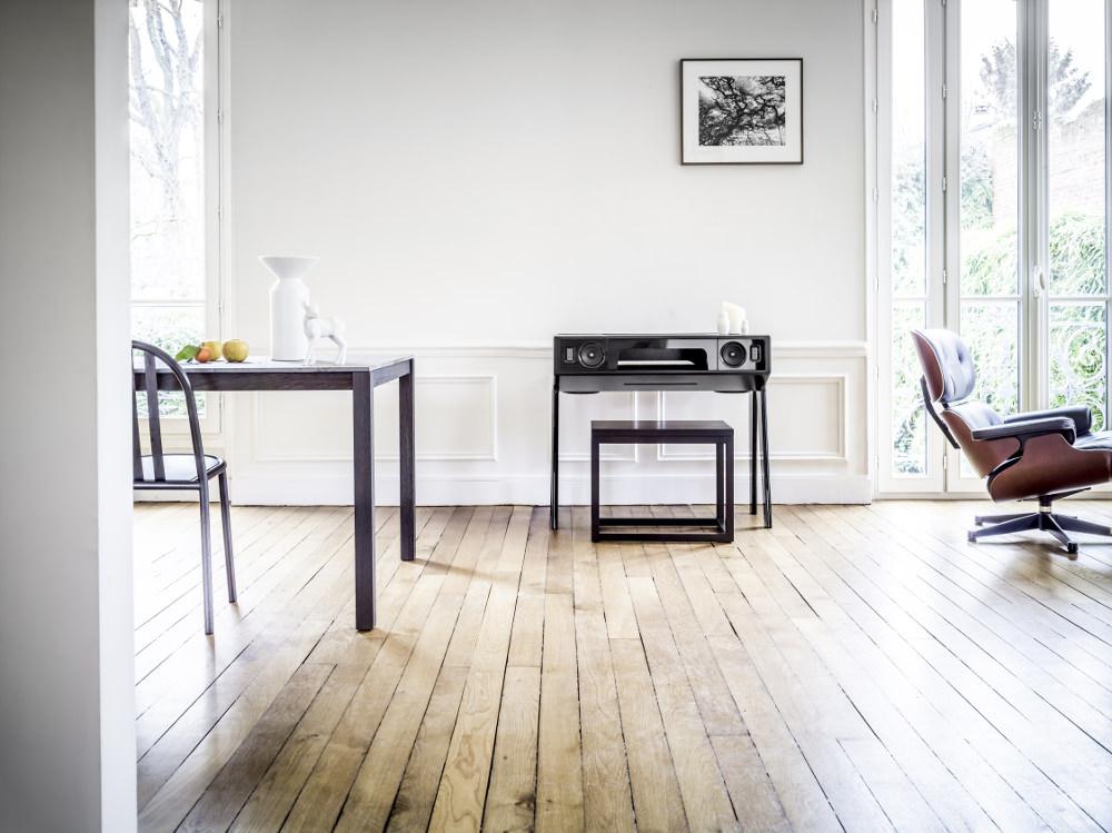 Preview Maison et Objet : LP 160 enceinte et platine par La Boite Concept