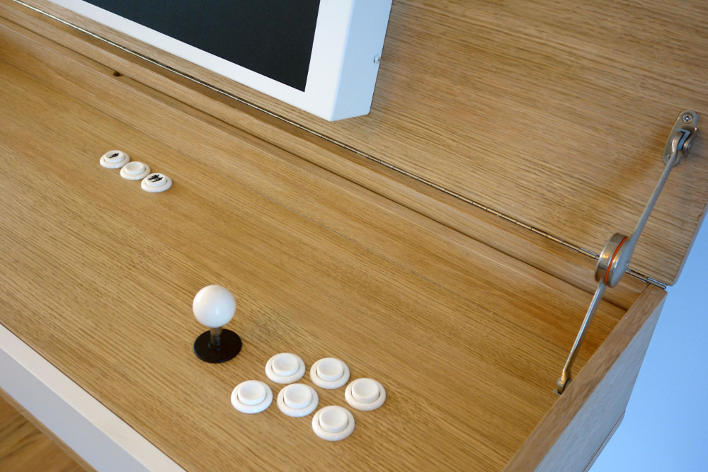 R-CO Retro Gaming Console par Benjamin Faure