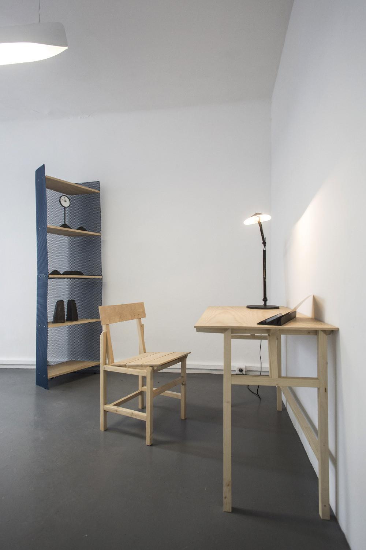 Reportage Exposition Office par Atelier BL119 - Galerie Tator