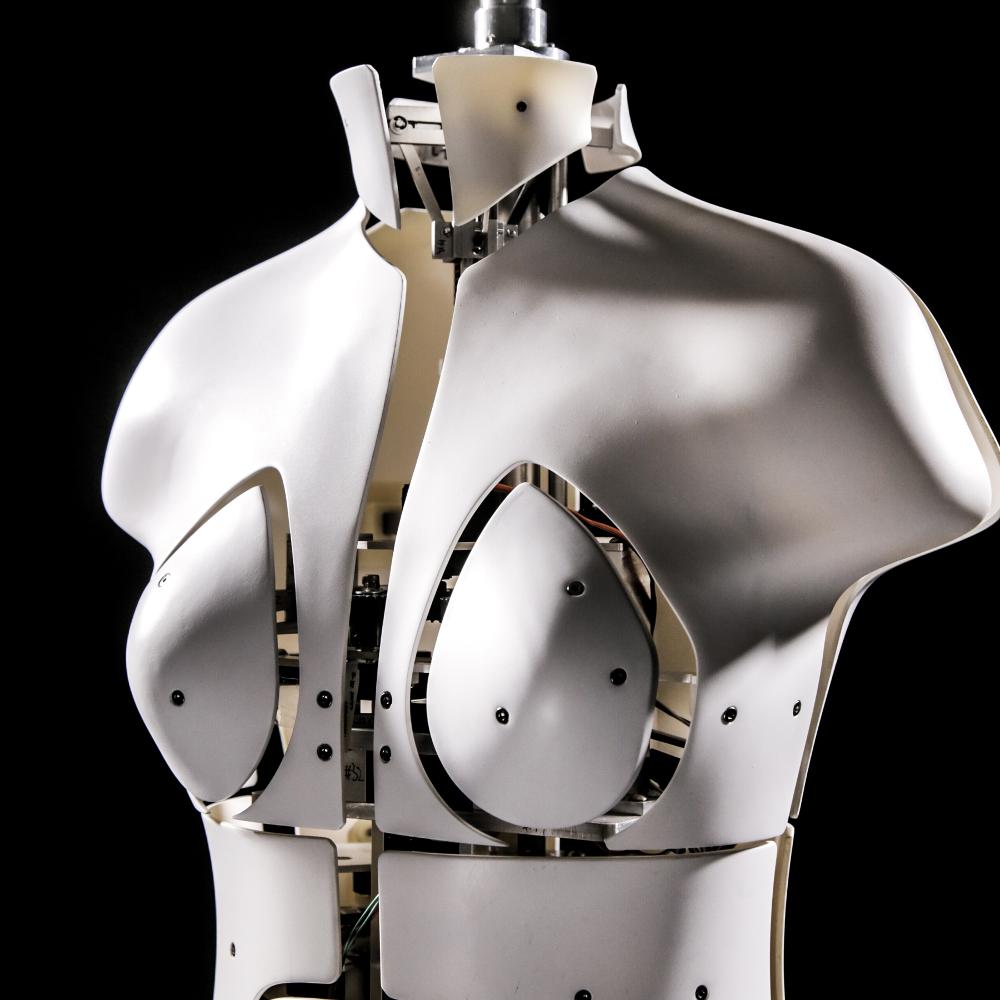 i.Dummy Innovative Fitting System par Allan C.K.Chan