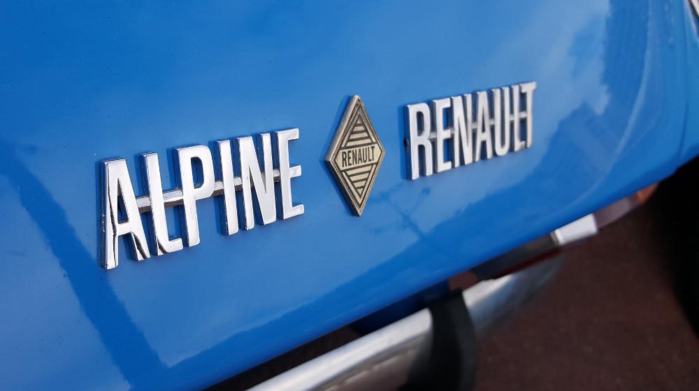 Alpine Berlinette A110