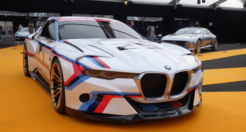 """BMW 3.0 CSL Hommage """"R"""""""