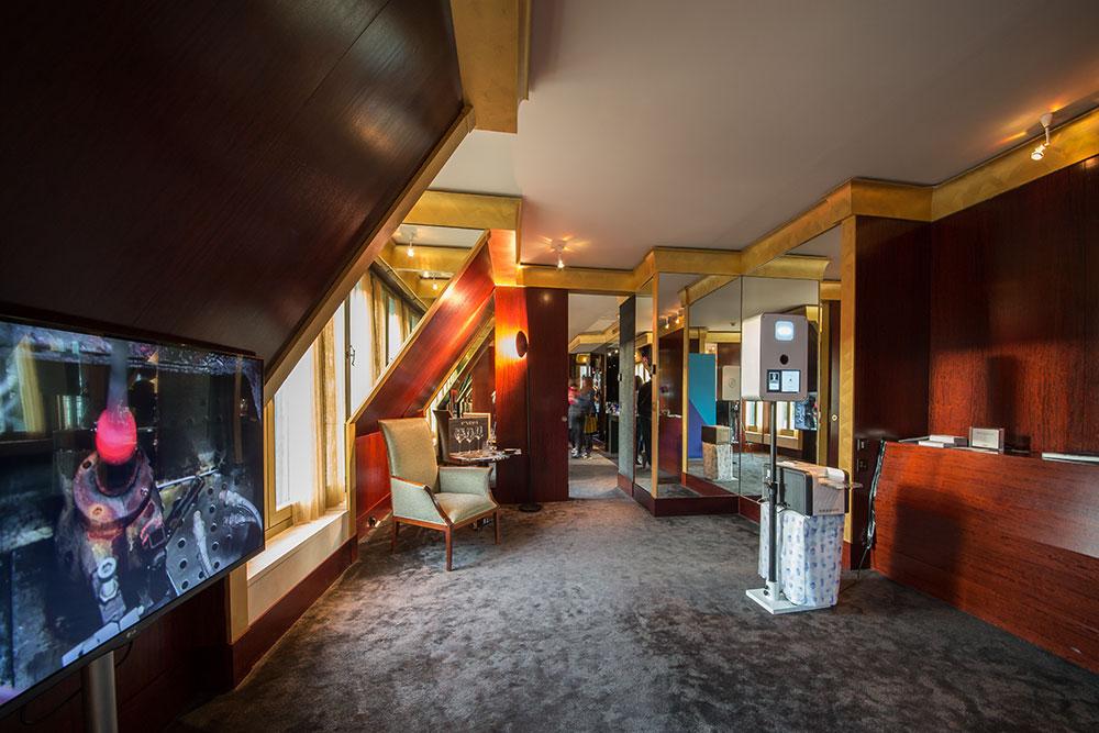Salon du Park Hyatt Paris-Vendôme