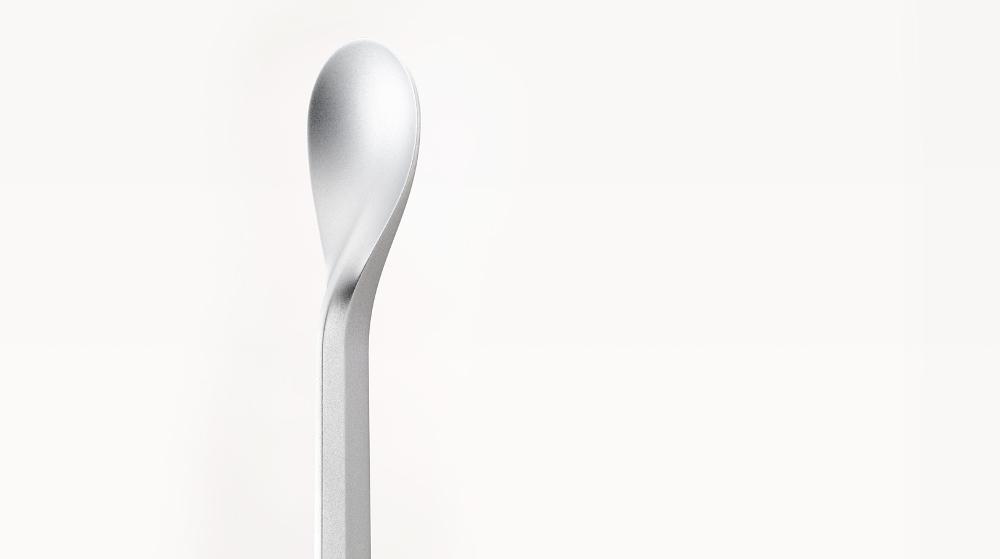 DUNE jeu de couverts aluminium par Andrea Ponti