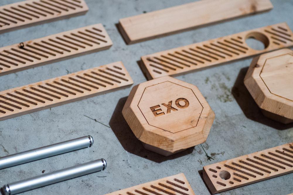 EXO birdhouse par Evan McDougall