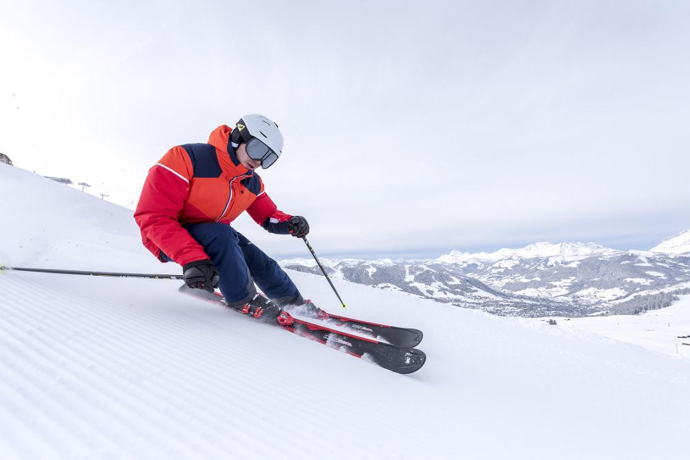 Fabriquer c'est innover : Ski Boost 300 Archtec