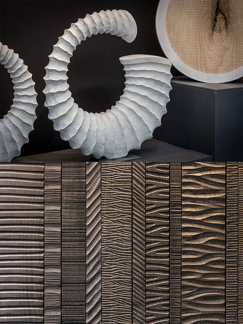 Sculptures par Benoît Averly