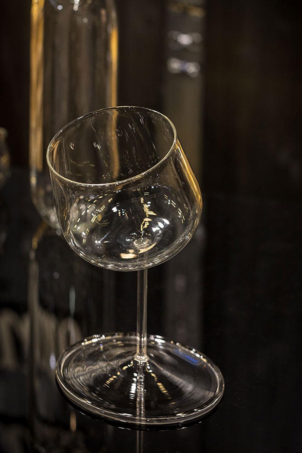 Verre à vin par Blueside design
