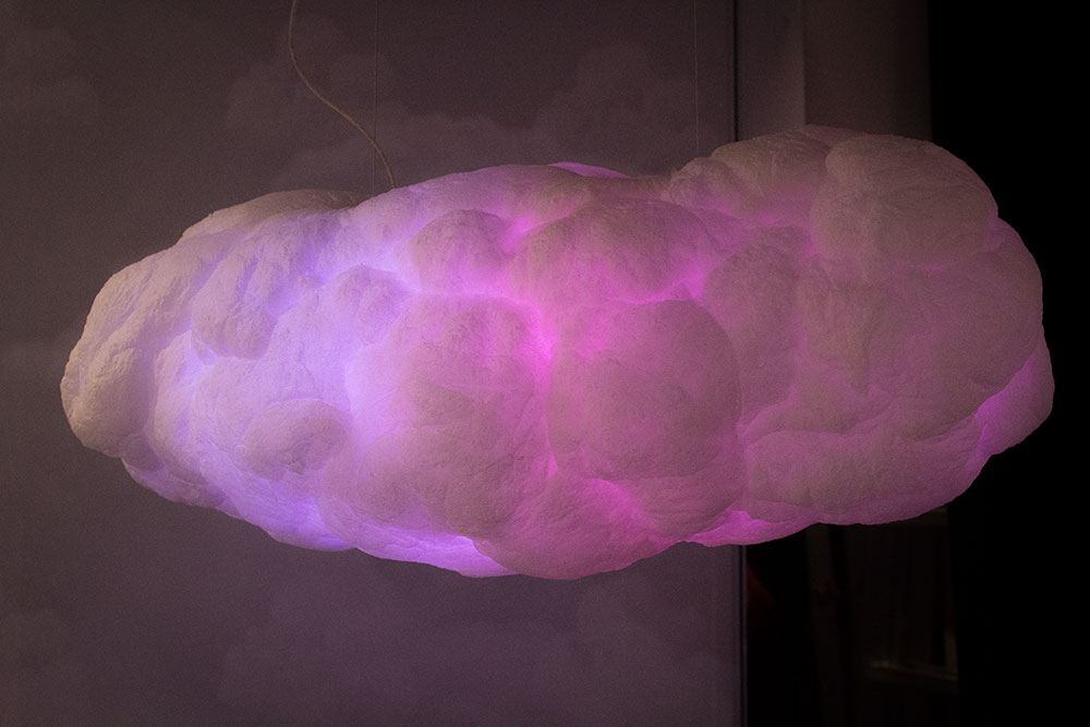 Lampe Cloud par Circu