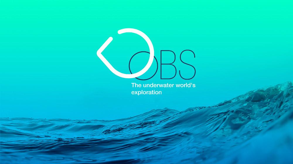 OBS Underwater Exploration vue sur fonds marins par Alix Brassart