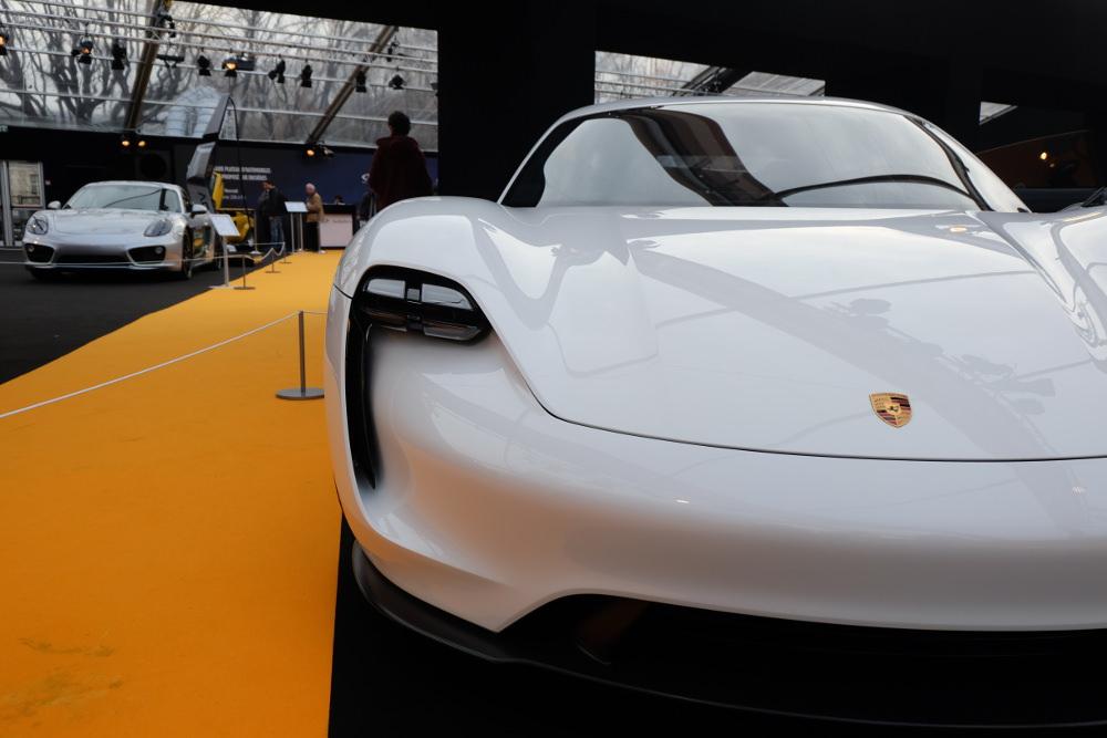 Reportage exposition Concept Cars et Design Automobile