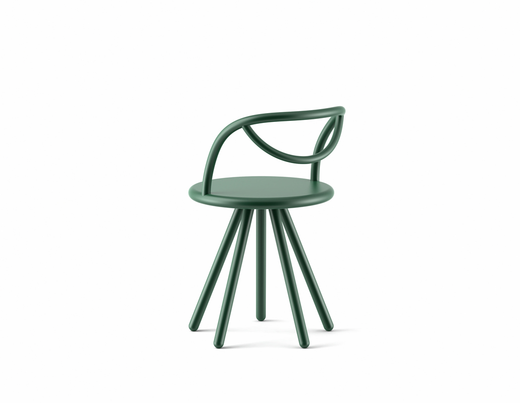RAY CHAIR chaise par Lera Moiseeva