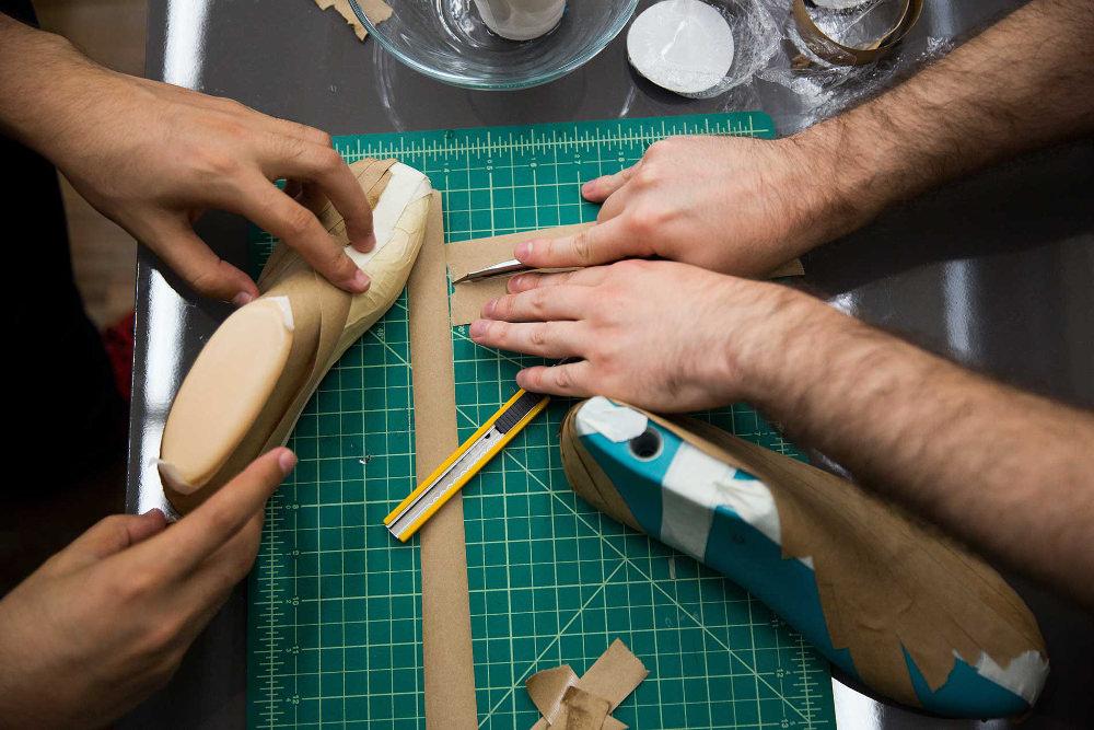 Sneaker Design Competition avec Foot Locker