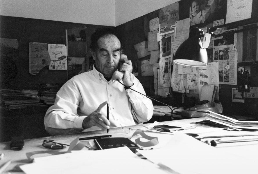 Designer Vico Magistretti