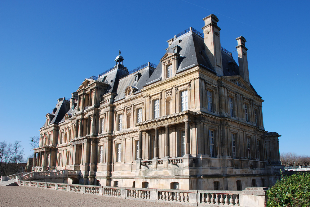 château de Maisons-Laffitte - Appel à Projets : Made in FRANCE en Transparence 2016