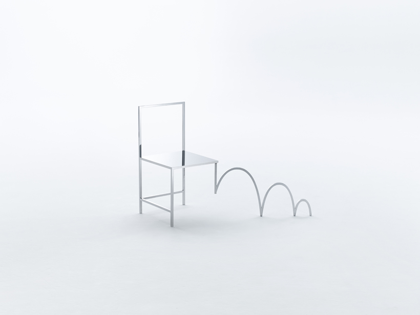 50 manga chairs par NENDO