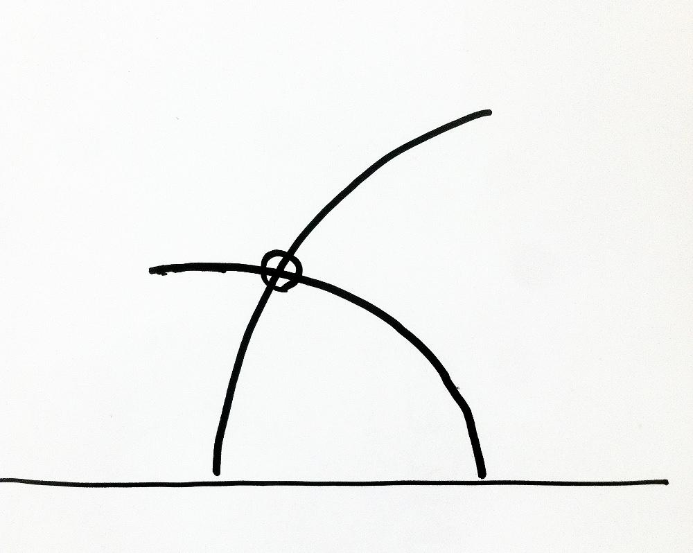 Chaise Counterpoise par le studio Kaptura de Aer