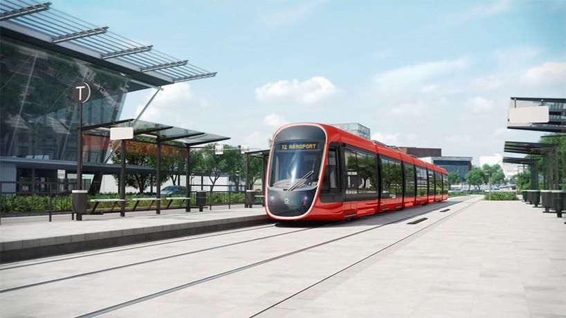 Design et Transport Le nouveau Tramway de Nice