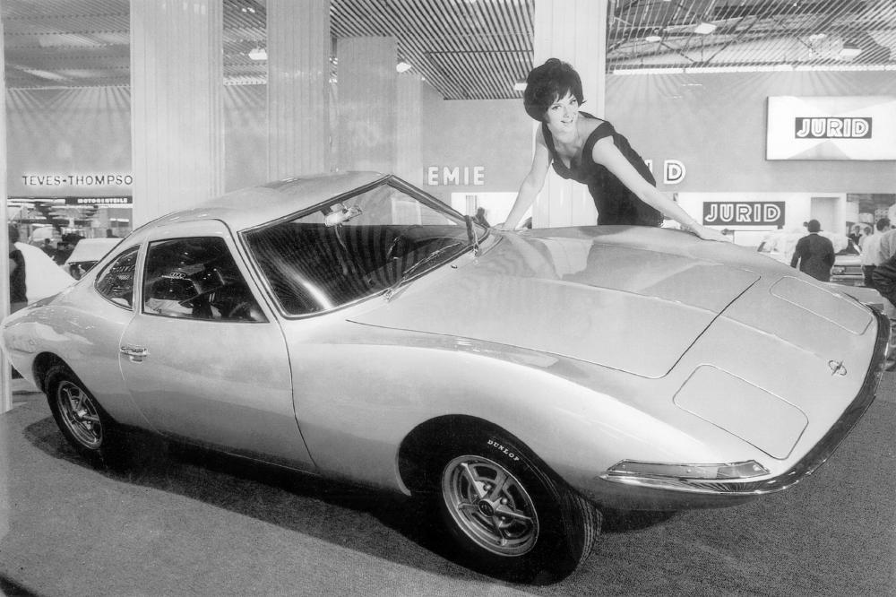 Opel Experimental GT de 1965