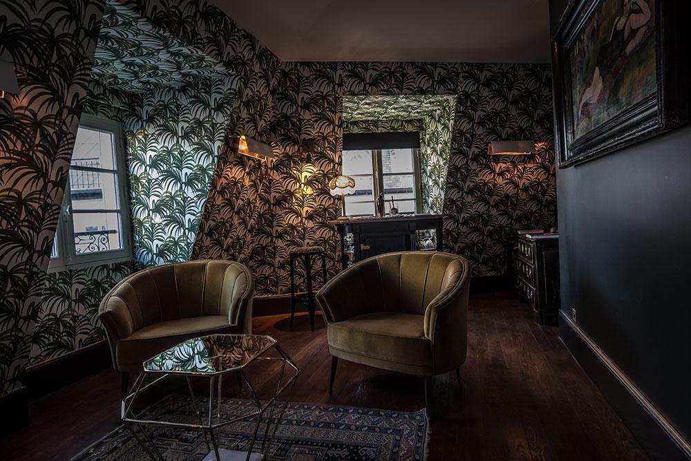 Hôtel Paris : L'hôtel Providence