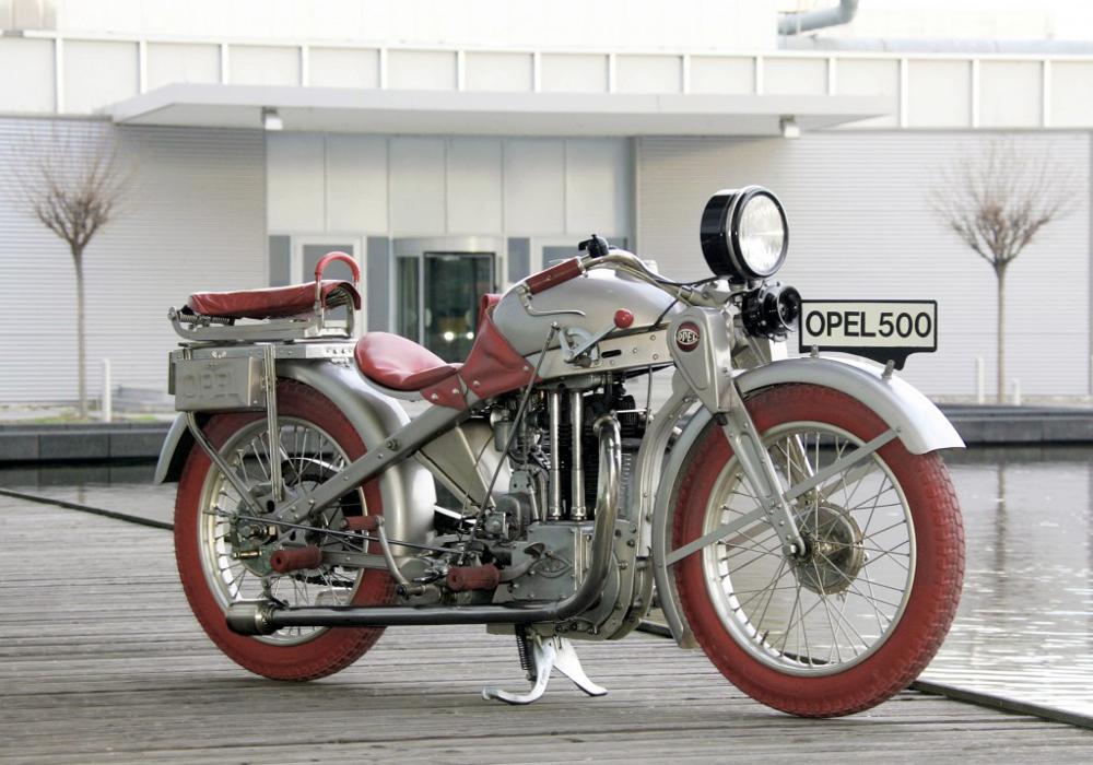 Opel Motoclub 500 de 1928