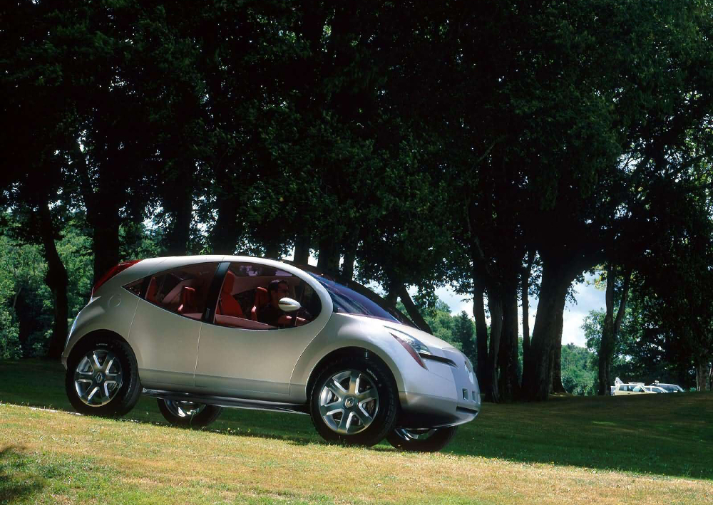 Renault Be Bop SUV Concept 2003