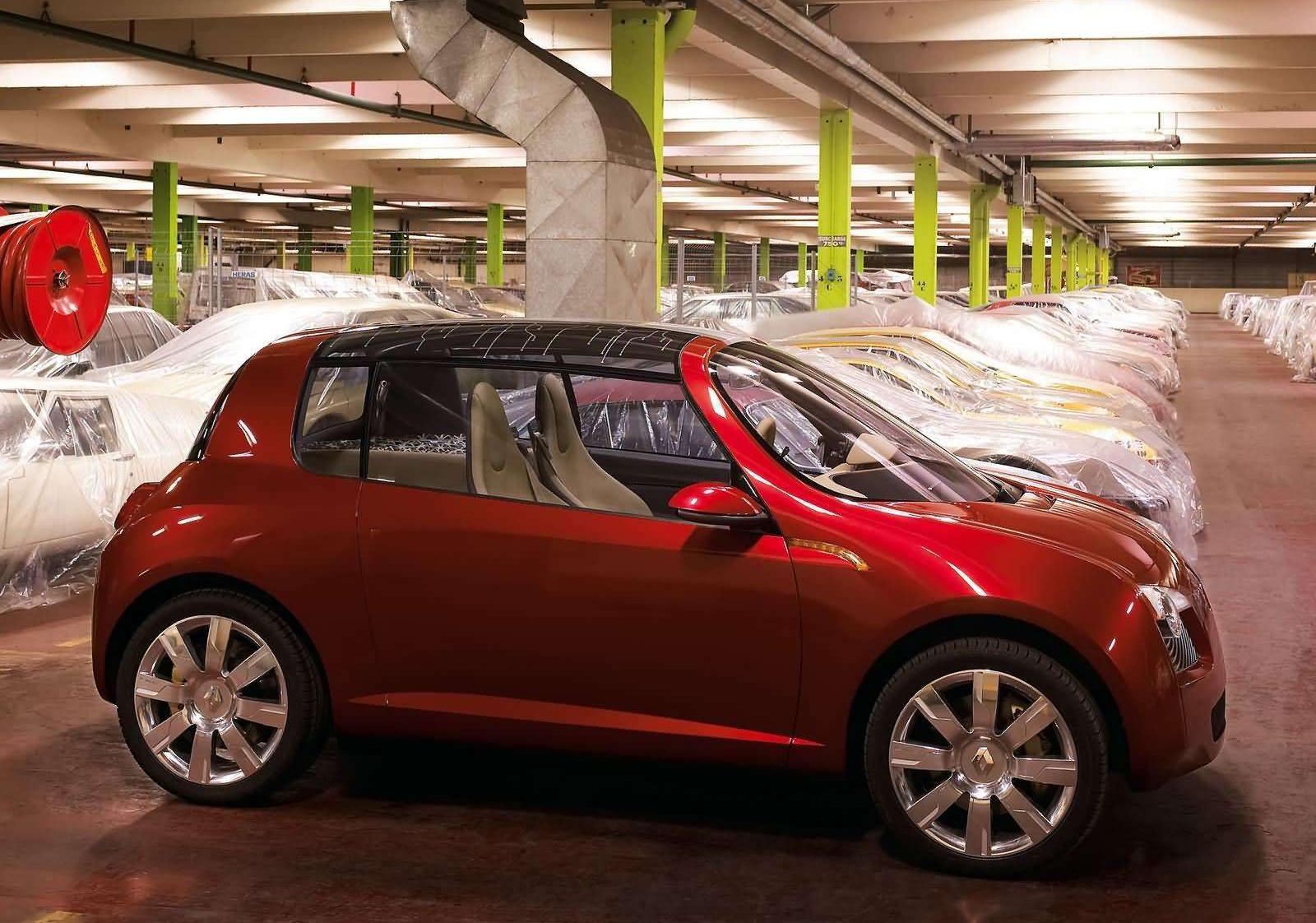 Renault Zoe Concept 2005
