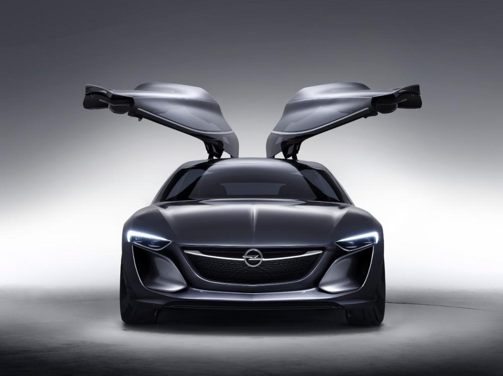 Opel conceptcar Monza