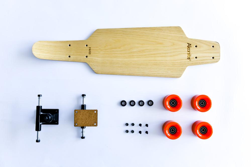 CONCOURS : Skateboard Aster fibre de Lin à GAGNER