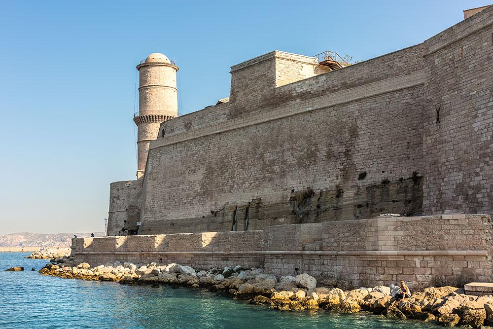 Le vieux port de Marseille © Seen By Kloé
