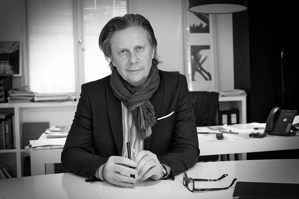 Jean Philippe Nuel © Seen By Kloé pour Blog Esprit Design
