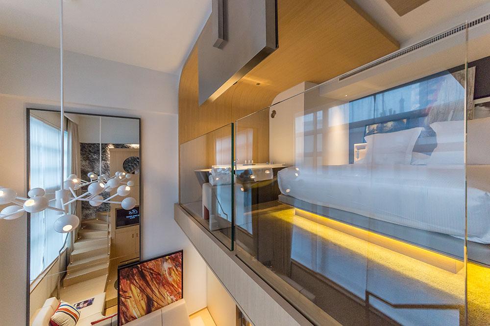 Hôtel le Cinq Codet © Seen By Kloé pour Blog Esprit Design